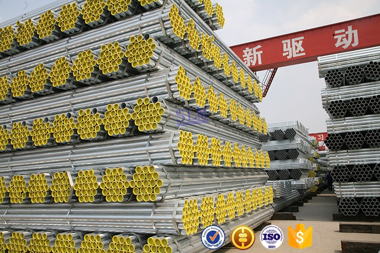 Business Industrial Alloy Non Secondary construction steel pipe company mild steel galvanized pipe