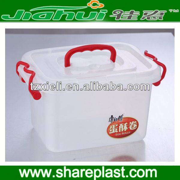 2013 Hot plastic storage bins with drawers