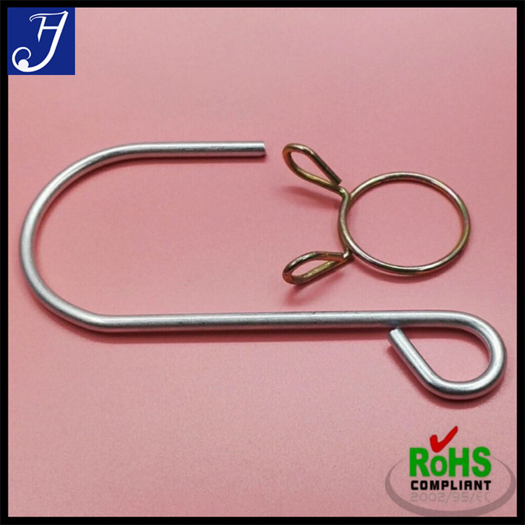 China supplier OEM custom hanging stainless steel metal galvanized j hooks