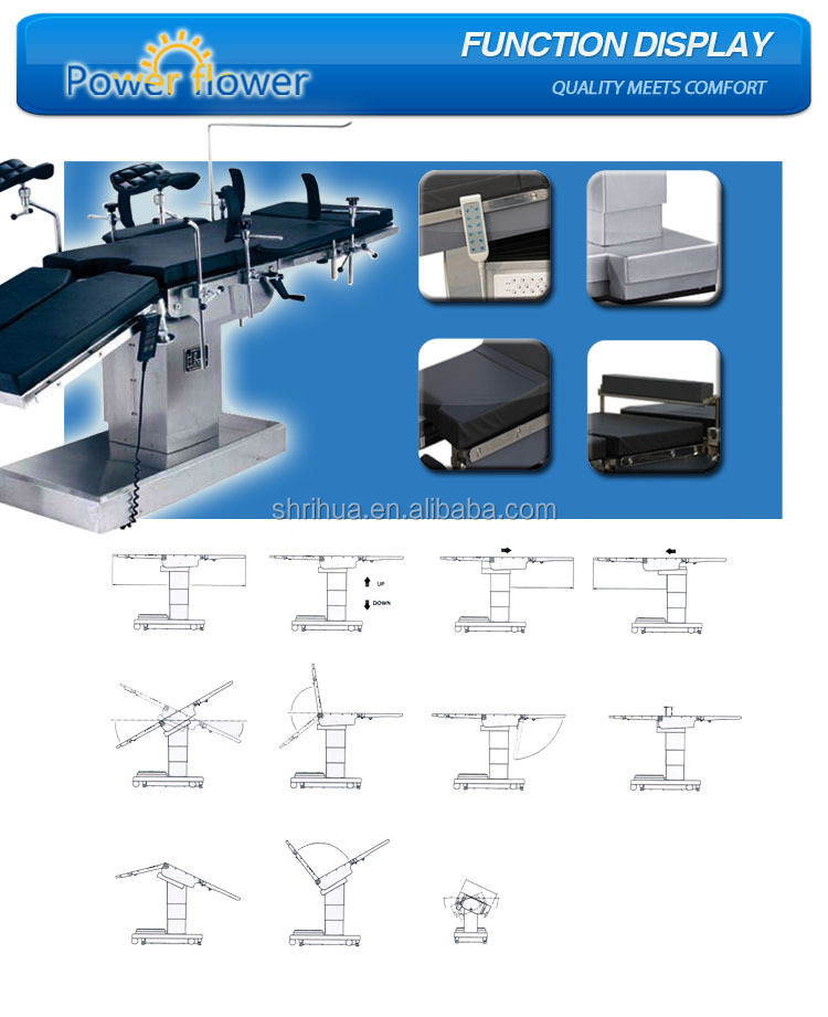 Factory since 1998!Examination table for gynecology with CE marked (Model:DST-IV)