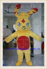 Movie Character Moshi monster mascot costume