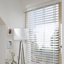 Home interior Decoration Real Timber Wooden Venetian Blinds