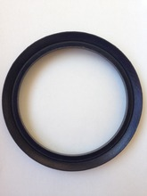V pack seal NBR fabric / aramid fiber reinforced + viton material oil seal