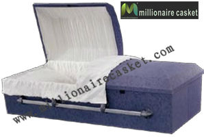cheap cardboard coffin