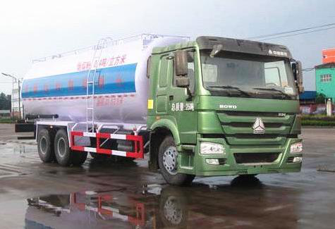 Hot SINOTRUK HOWO 6X4 Oil Tanker Truck For Sale