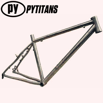 Best selling customized high quality titanium MTB bike frame for sale