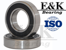 Deep groove ball bearing 6219ZZ, 6219 ZZ, 6219 2Z, P5 or P6 grade for general electrical motor