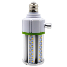 New Design CE ROHS 130LM/<strong>W</strong> 12W Dimmable Corn Light DC 24 Volt <strong>12</strong> Volt Led Bulb E27 E26 Lamp