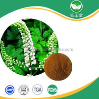 high quality wholesale china black cohosh extract factory price