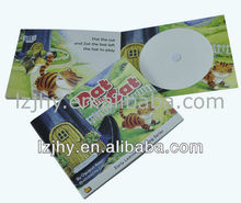 cheque book/instruction book printing