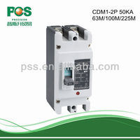 CDM1Molded Case 800A 3 Phase 2 Pole MCCB
