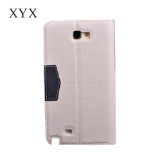 leather case for acer z630, folio case pu leather cover for samsung galaxy note 2 mobile phone