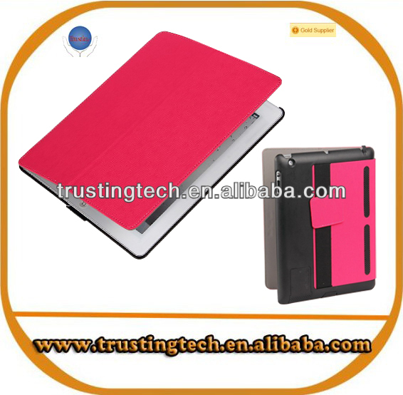 Hot selling multifunction leather case for 7 inch tablet pc