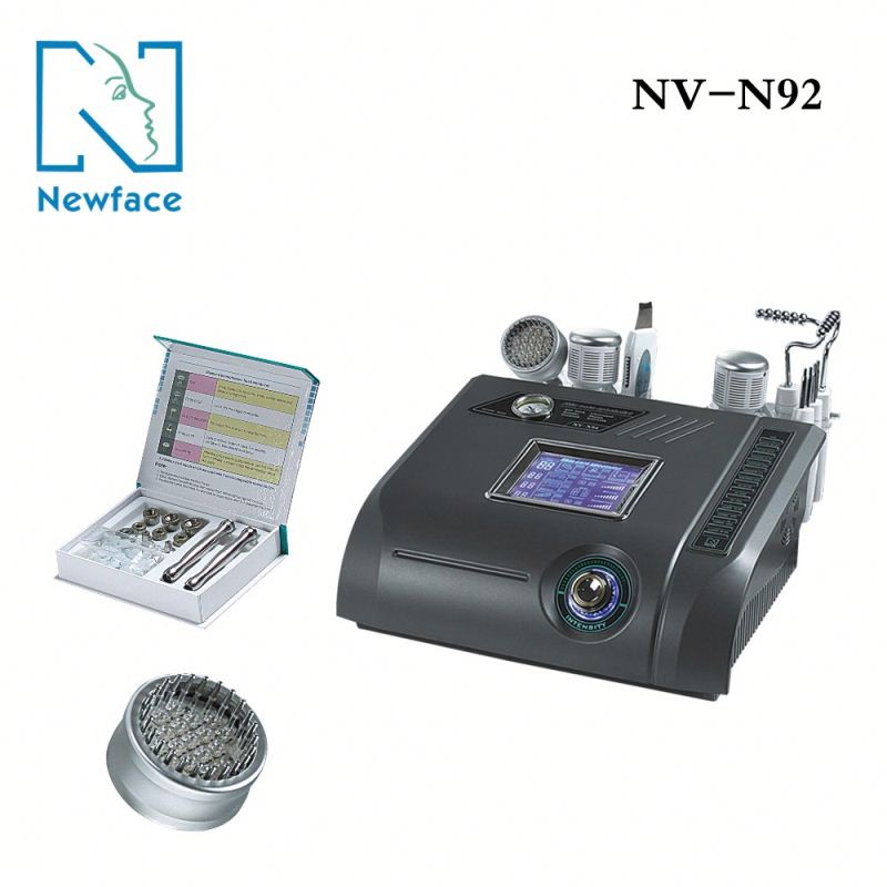 NV-N92 4 in 1 pferdebalsam gel Diamond Dermbrasion skin tightening beauty facial machine