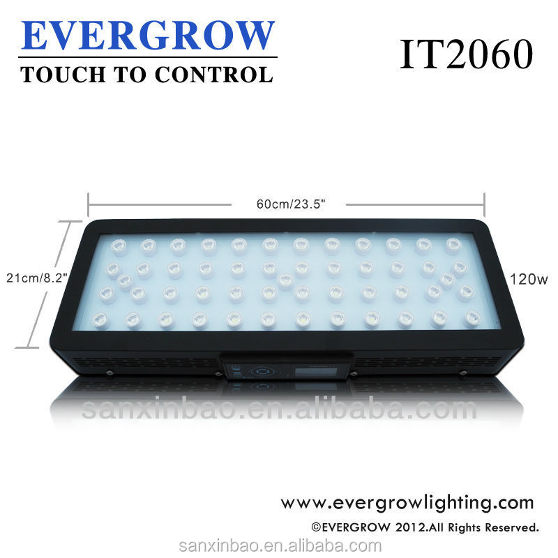 aquarium led coral reef light 180w 24inch , Lighting Aquarium