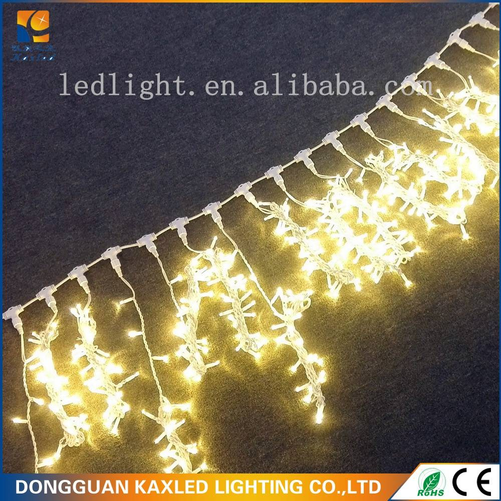 Outdoor Use Lights Led Curtain Light With Ce,Rohs Certificate For ...