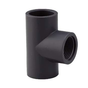 ERA Factory Supply BS4346 Standard Pipe Fittings plastic PVC Female TEE