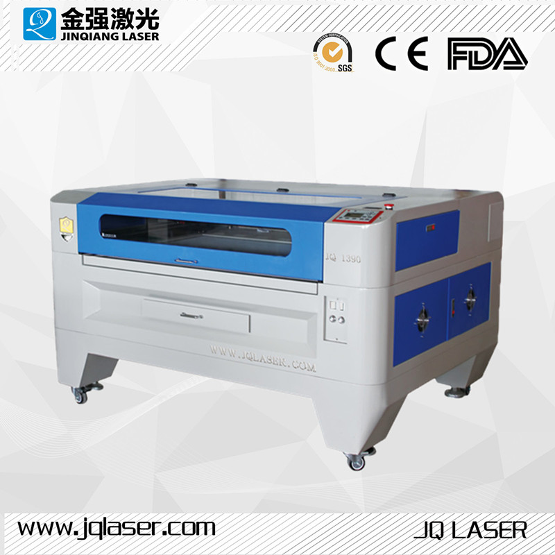 CO2 acrylic wood laser cutting machine jigsaw puzzle <strong>cutter</strong> JQ1390 price