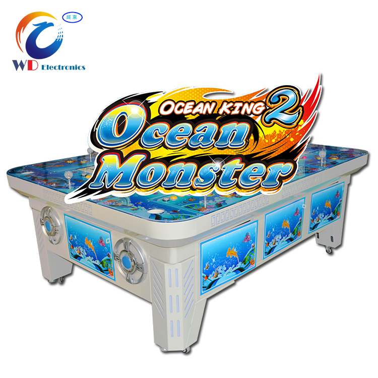 igs ocan king 2 thunder dragon fishing game machine/ ocean king 3 fish game table gambling
