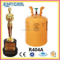 hfc-404a refrigerant gas r404 refrigerant price 24lb/10.9kg used cars in Refrigeracao Comercial
