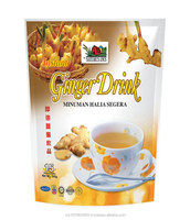 Instant Ginger Drink - Water Soluble Tea Drink- Help To Strengthen Immunity Due To The High Levels Of Antioxidant