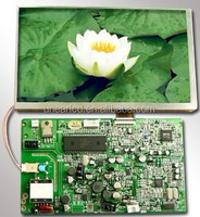 TFT touch panel for Industrial Application