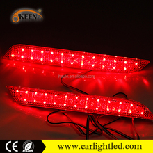 Good Quality led rear bumper reflector light 12v 6W auto red brake stop led rail light car lamp for Bmw 3 series e36 e38 replace