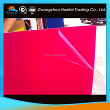 clear decorative acrylic sheet for led panel painting