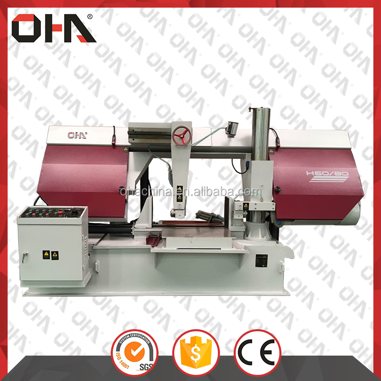 """OHA"" Brand S-28/40R Hot Sale Metal Steel <strong>Cut</strong> Band Saw Machine, Saw Band Metal Machine, Band Saw Sharpening Machine"