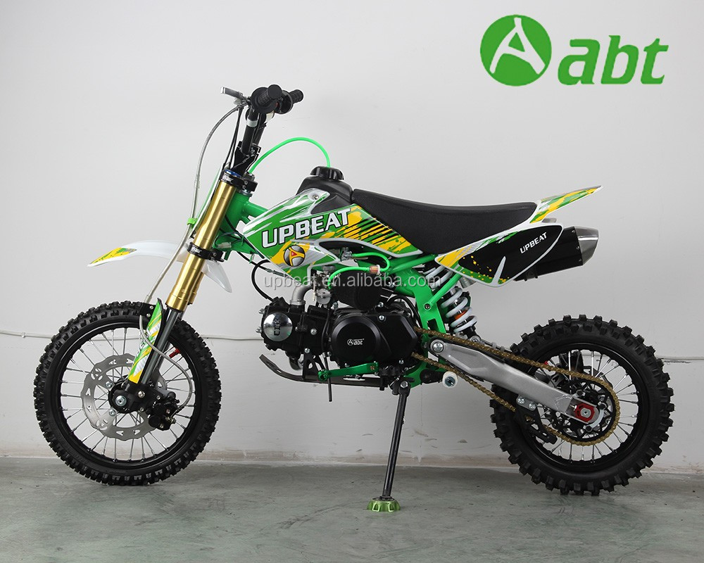 Upbeat new muffler 125cc cheap pit bike kids dirt bike mini cross 125cc