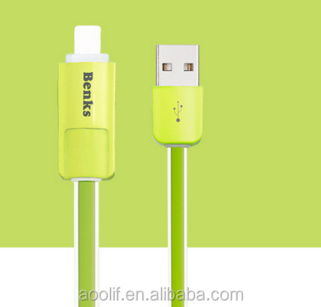 Universal usb charging cable mobile usb cable,micro usb 2.0 otg cable for iPhone/Samsung