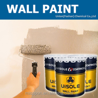 uisole Semi - Gloss Exterior wall Paint for hotel