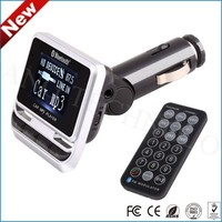 car mp3 fm transmitter with rds