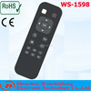 universal mini 2.4G bluetooth remote controls tv code