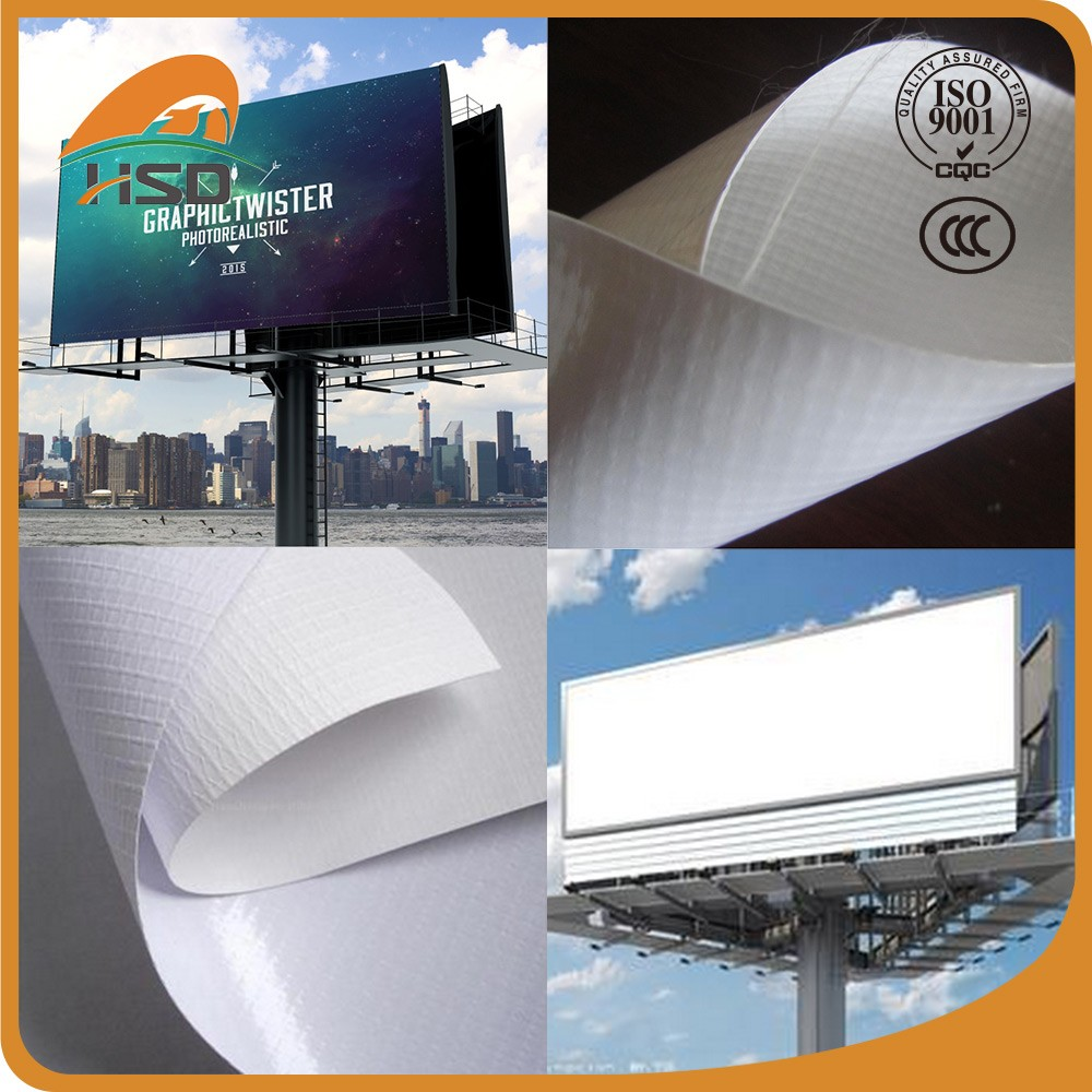 smoothness surface pvc frontlit flex banner