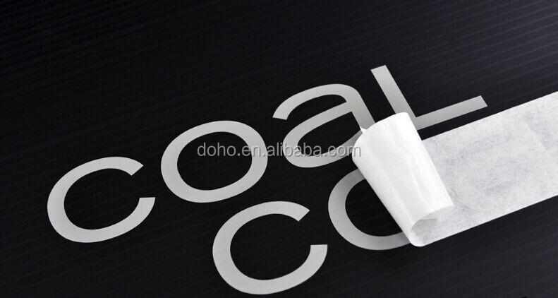 Outdoor Custom Weatherproof Vinyl Adhesive Car Decals,Custom Made Static Cling Decals Stickers