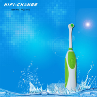 HQC-012 sonic travel electronics toothbrush