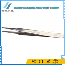 BST-13L Highly Precise Stainless Steel Pointed Tweezers