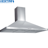 chinese kitchen exhaust range hood industrial roof exhaust fan carbon fiber exhaust tip
