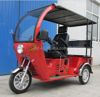 Disabled passenger tricycle