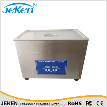 Jeken PS-100A ultrasound auto parts cleaner with CE certification