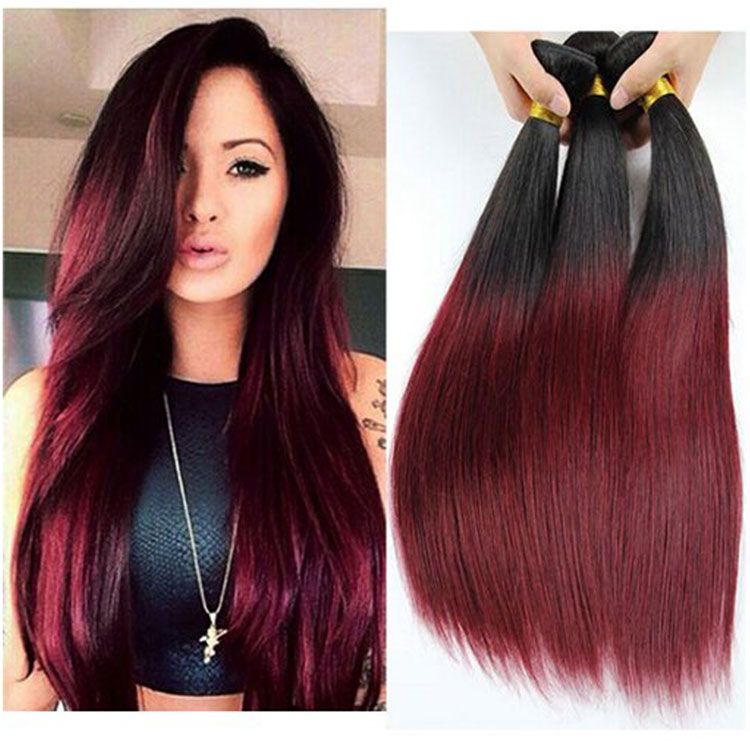 Wholesale Real Red Hair Extensions Online Buy Best Real Red Hair