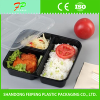 Disposable Plastic Biodegradable Food Container