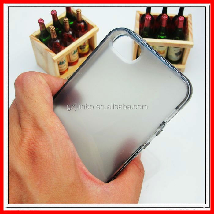 New product hot sale 100%TPU material transparent phone case for iphone 5