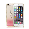 4 Colors Bling Bling Clear Case For iPhone, For Apple iPhone 6 plus 5.5 Diamond Pc Hard Cover case
