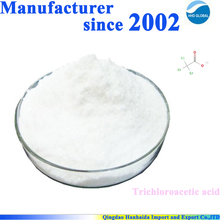 Hot selling high quality Trichloroacetic acid with reasonable price 76-03-9