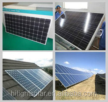 solar panel 300w mono 24v solar panel photovoltaics price