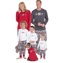 Conice online store knit cotton wholesale sleeping family christmas clothes