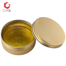 150 gram color tin black label strong hold kiwi hair water soluble wax