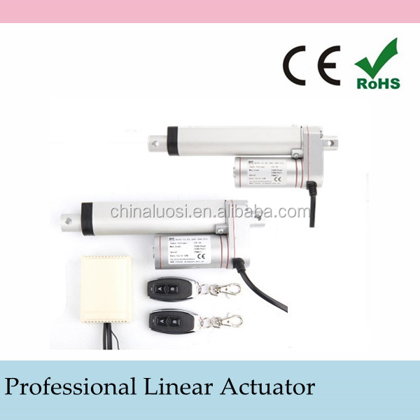 High quality electric linear actuator motor for car